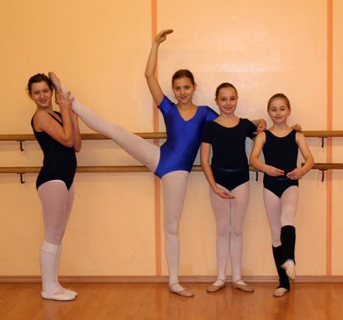 Ballett Groß - Mittelstufe/Fortgeschritten
