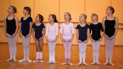 Ballett Mittel - Mittelstufe/Fortgeschritten