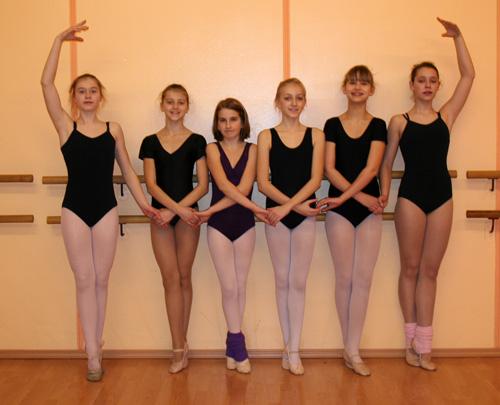Ballett Teen/Erwachsene mit Kenntnissen