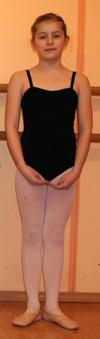 Ballettausrüstung
