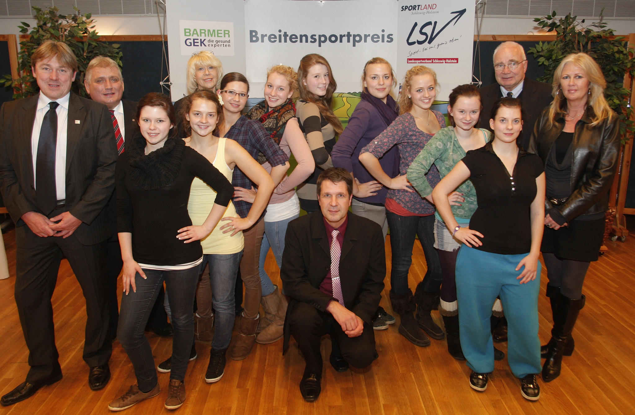 Breitensportpreis 2011